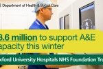 £3.6 Million for Oxford University Hospitals